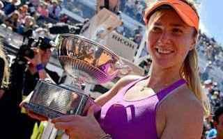 Tennis: tennis grand slam elina internazionali