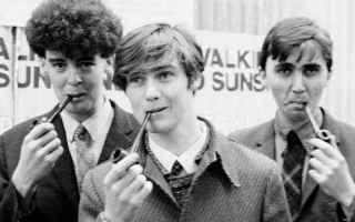 Musica: pop  rock  inglese  anni 80