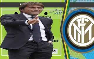 Calciomercato: inter  zhang  conte