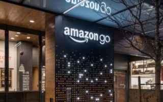 dal Mondo: amazon go  supermercati  senza casse