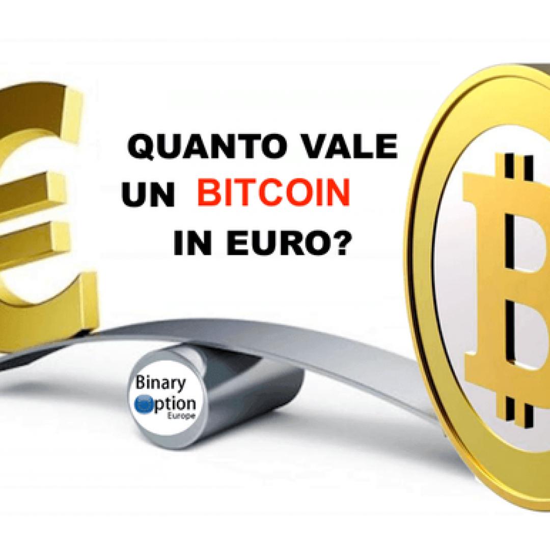 Quanto vale 1 BitCoin in Euro? Cosa ha creato tutto questo successo e popolarità? Leggi i retroscena della criptovaluta
