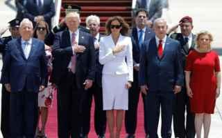 dal Mondo: trump. israele  arabia saudita  iran