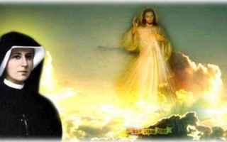 Religione: faustina kowalska  misteri  rosario
