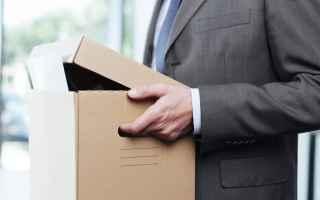 Lavoro: licenziamento lettera firma validità