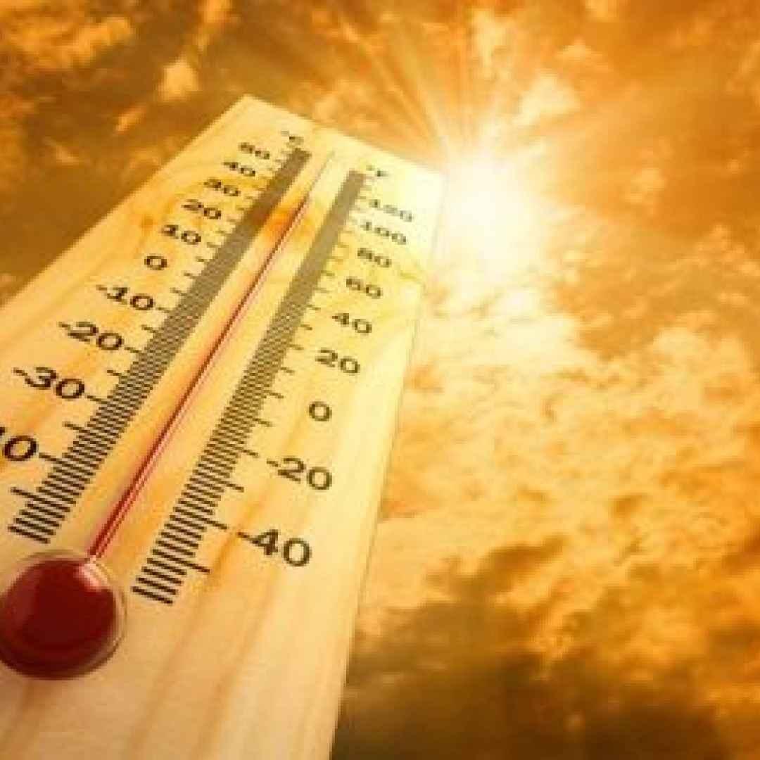 estate  meteo  caldo  sole  agosto