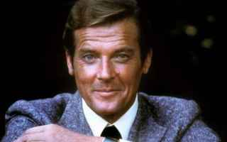 roger moore  attore
