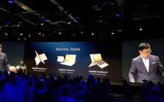 Hardware: huawei  matebook  windows 10