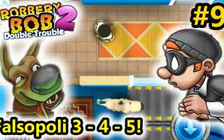 Mobile games: robbery bob  android  giochi android