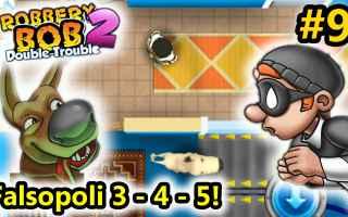 robbery bob  android  giochi android