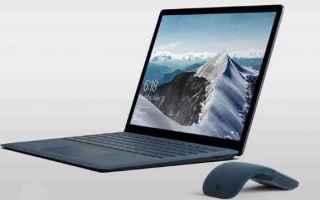 Hardware: windows 10  surface pro  2017