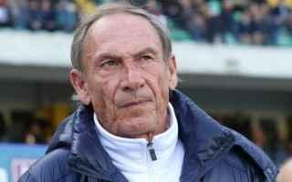 Serie A: sacchi  zeman