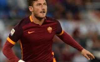 Calcio: totti  roma  incarico