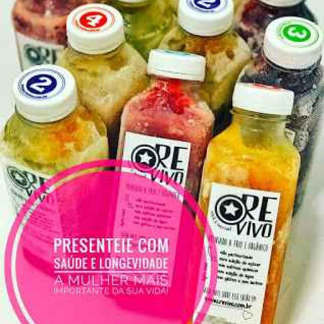 succhi verdure e frutta dieta microbiota