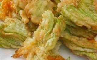 Ricette: ricetta  cucina  fiori di zucca  liguria