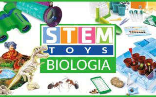 Esistono molti giochi e kit dedicati alla biologia. Qualcuno di questi è semplicemente un giocattol