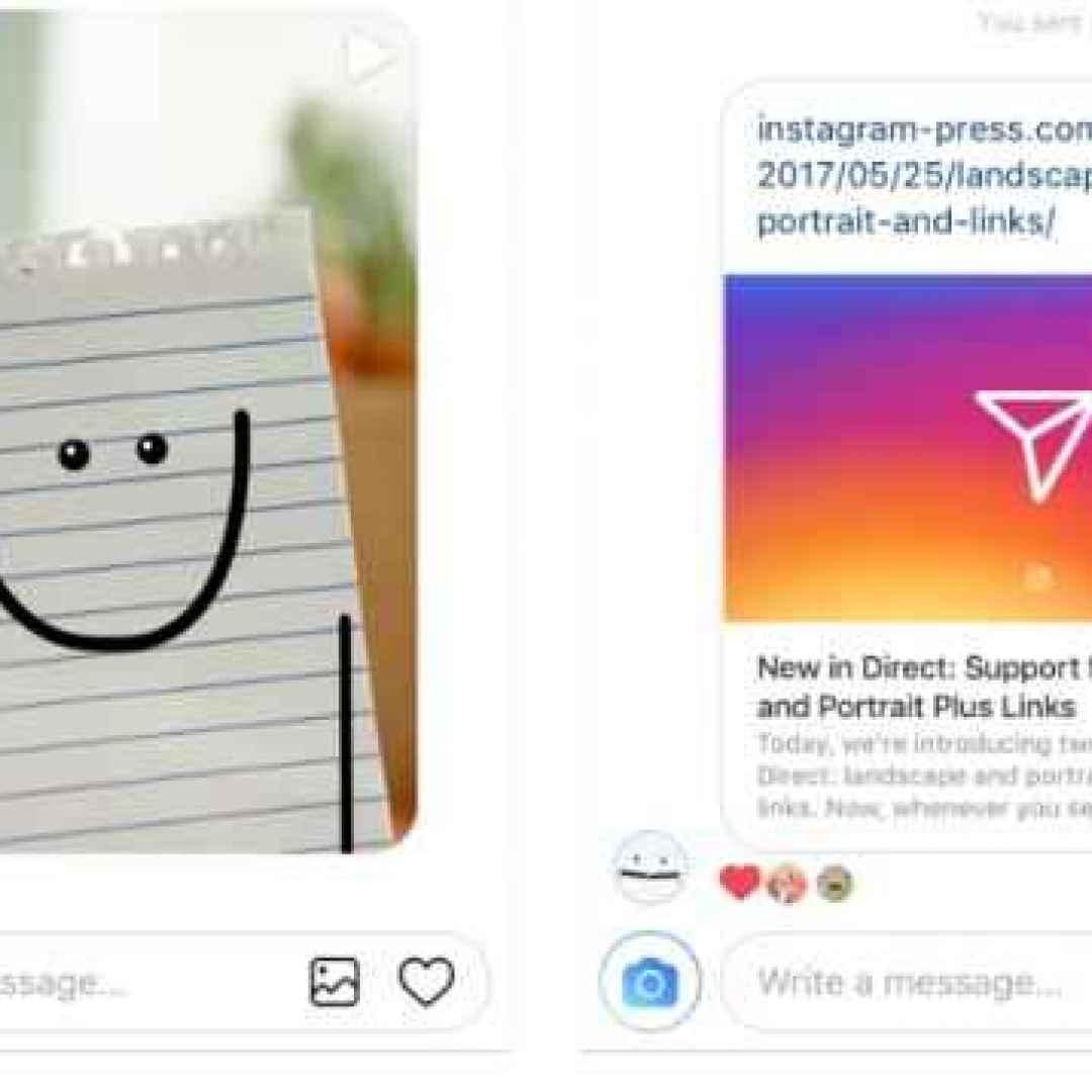 instagram  direct  pics  link