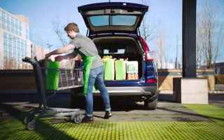 amazon  amazon fresh pickup  tecnologia