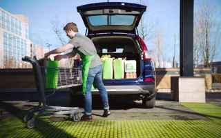Tecnologie: amazon  amazon fresh pickup  tecnologia