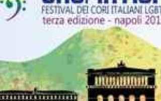 Napoli: napoli  san carlo  coro  lgbt