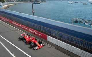 Formula 1: f1  ferrari  monaco  pole position