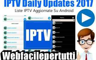 iptv daily updates 2017 app iptv android