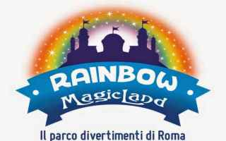Roma: rainbow magicland risparmio offerte