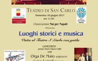 Musica: visita guidata  concerto opera  operetta