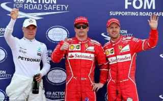 Formula 1: f1  gp monaco  raikkonen  pole position