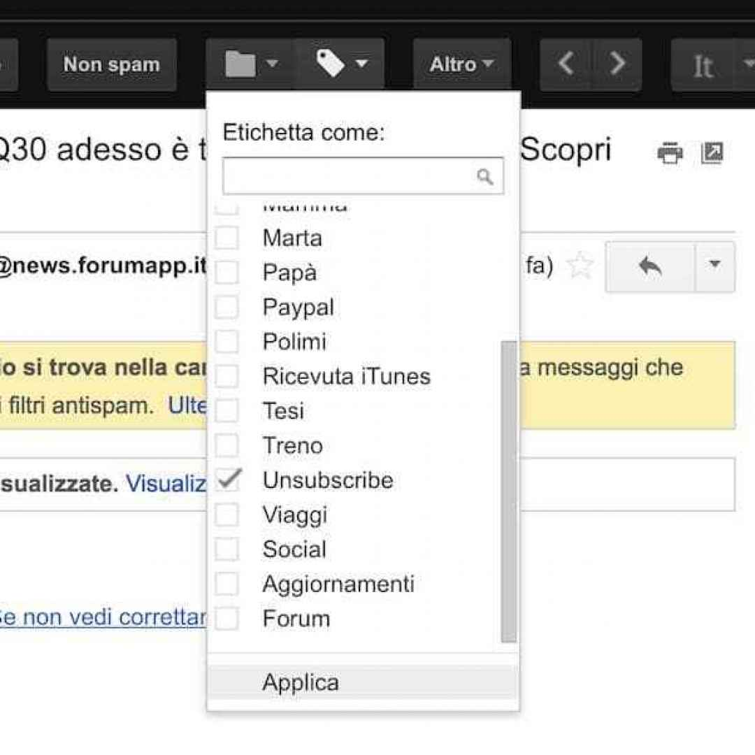 email  spam  gmail