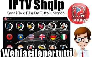 iptv shqip iptv app