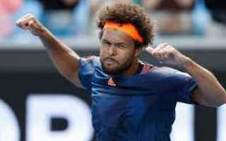 Tennis: tennis  grand slam  lione  tsonga