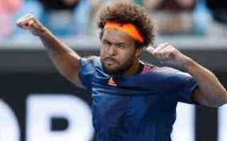tennis  grand slam  lione  tsonga