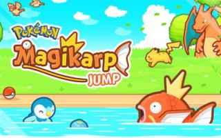 Mobile games: magikarp jump  giochi  mobile