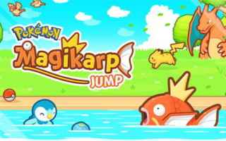 magikarp jump  giochi  mobile