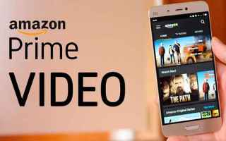 Video online: amazon prime video  on demand  canali