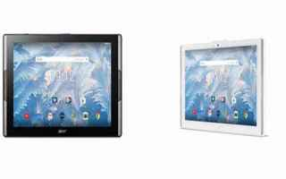 Tablet: computex 2017  tablet  acer  nougat