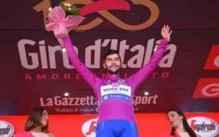 Ciclismo: Novità interessanti nel marketing del Giro d