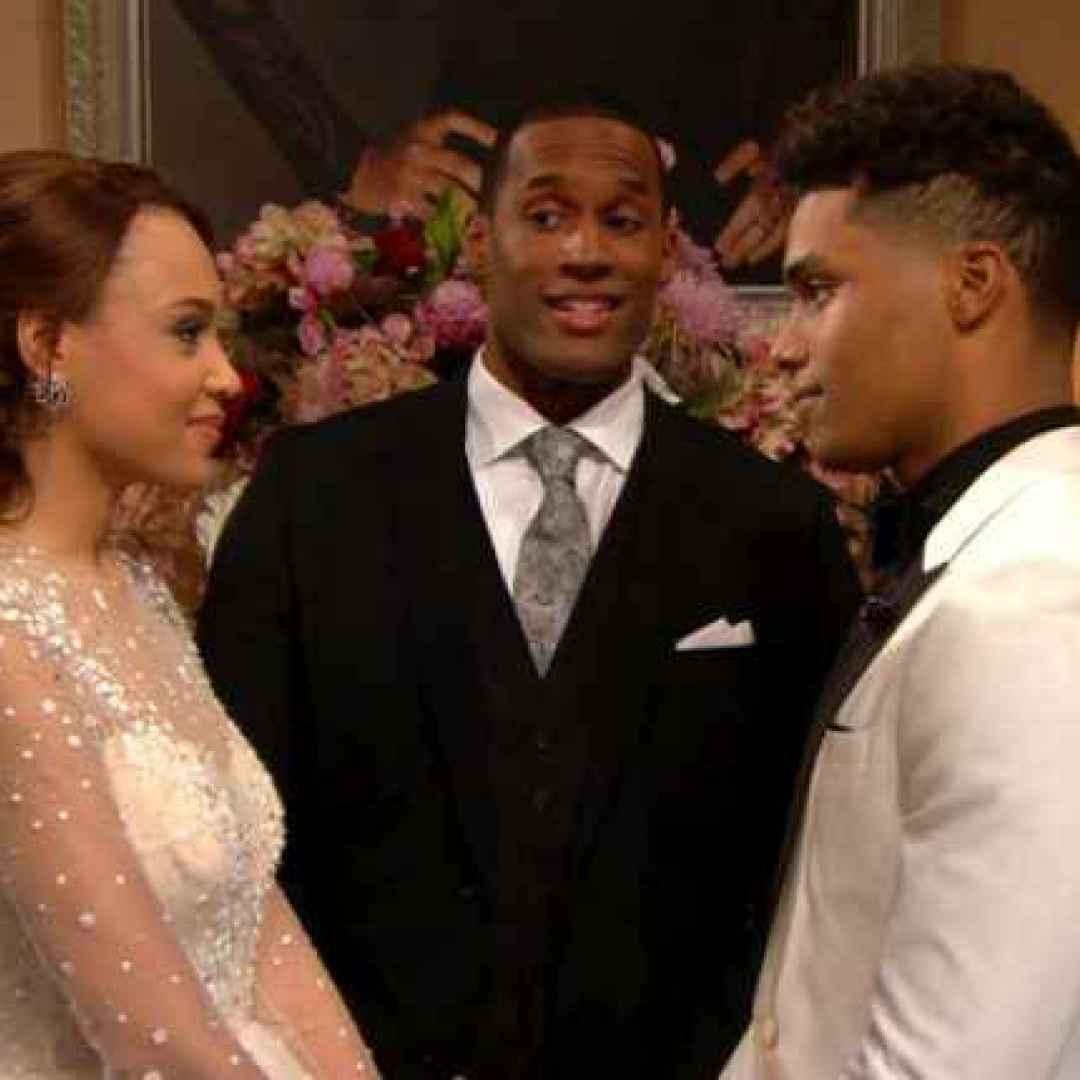 Matrimonio Zende E Nicole : Beautiful puntate americane il matrimonio con sorpresa