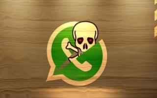 whatsapp  virus  fake  adware