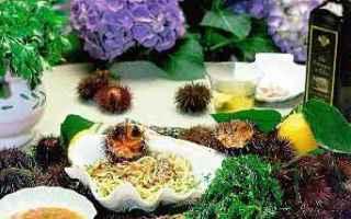 Ricette: spaghetti  uova di ricci  cucina