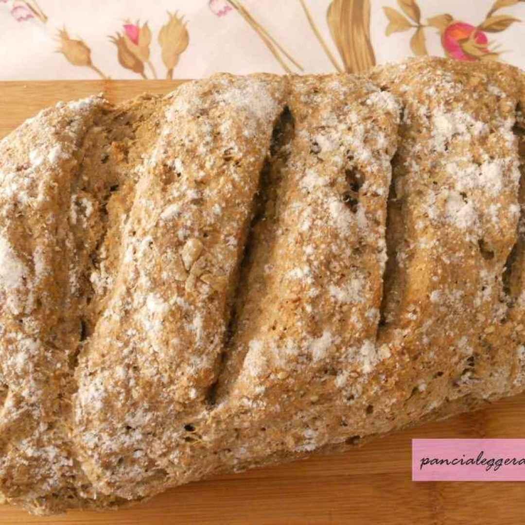 Un pane speciale e veloce da preparare, senza lievito, con il...Kefir!