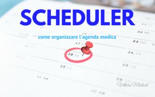 agenda medica  scheduler  calendario sw