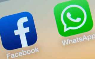 App: whatsapp  facebook  social