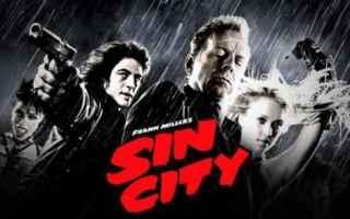 Televisione: sin city  serie tv  cinema