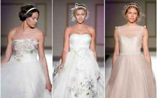 Moda: acconciature  sposa  matrimonio  beauty