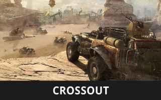 Crossout è un nuovo gioco dazione gratuito e multiplayer, una sorta di sparatutto dove i partecipan
