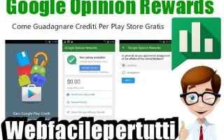 App: google opinion rewards app
