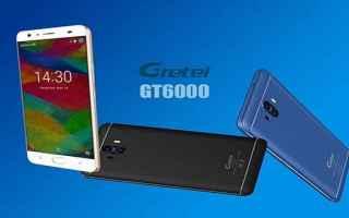Cellulari: gretel gt6000  smartphone  double cam