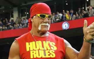 Sport: wrestling  wwe  hulk hogan