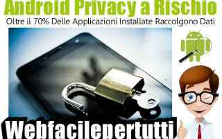 Sicurezza: android  privacy  app